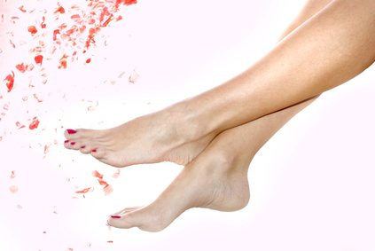 Úlceras del pie diabético se sanan con Peculio Coloidal